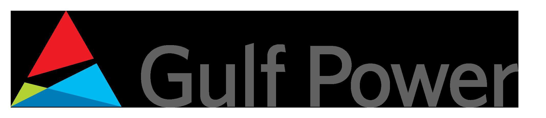 Gulf Power logo (horizontal)