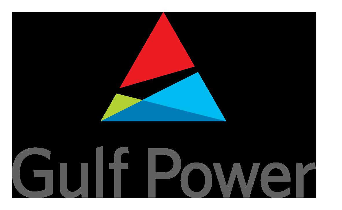 Gulf Power logo (vertical)