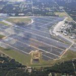 Saufley Field solar field