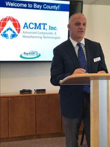 Michael Polo, ACMT president