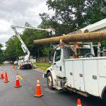Crews restoring power after Hurricane Michael