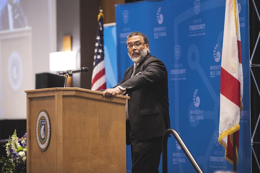 NSA Executive Director Harry Coker Jr.